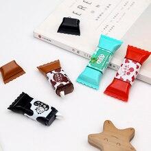 JIANWU bonbon bonbon Correction bande créative modélisation étudiants kawaii 3.5m fournitures scolaires