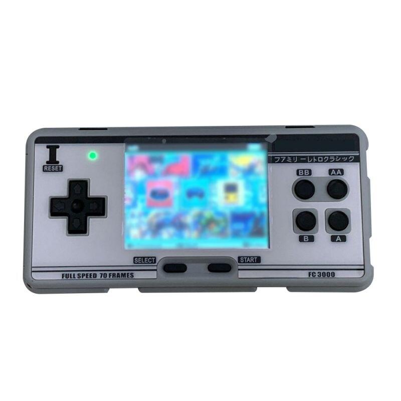 Consola De juegos portátil FC3000, Videojuego portátil, Videojuego
