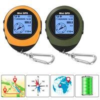 Мини GPS-трекер с зарядкой от USB.