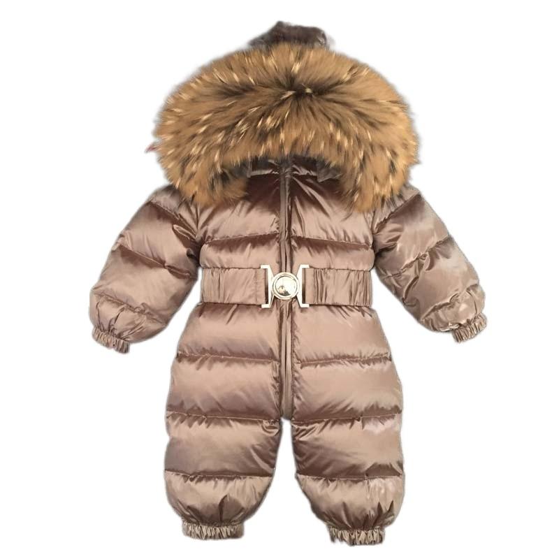 russian-winter-boys-girls-1-5y-winter-overalls-baby-rompers-duck-down-jumpsuit-real-fur-collar-children-outerwear-kids-snowsuit