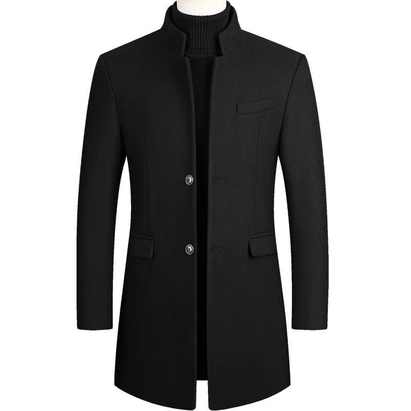 Мужское пальто, Мужское полупальто, мужское зимнее пальто, шерстяное пальто, мужские пальто и куртки, Мужское пальто