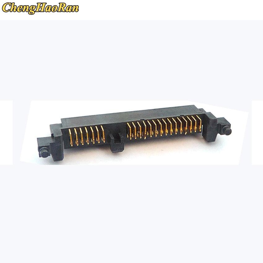ChengHaoRan-Adaptador de conector de disco duro SATA Caddy HDD para Dell Alienware...
