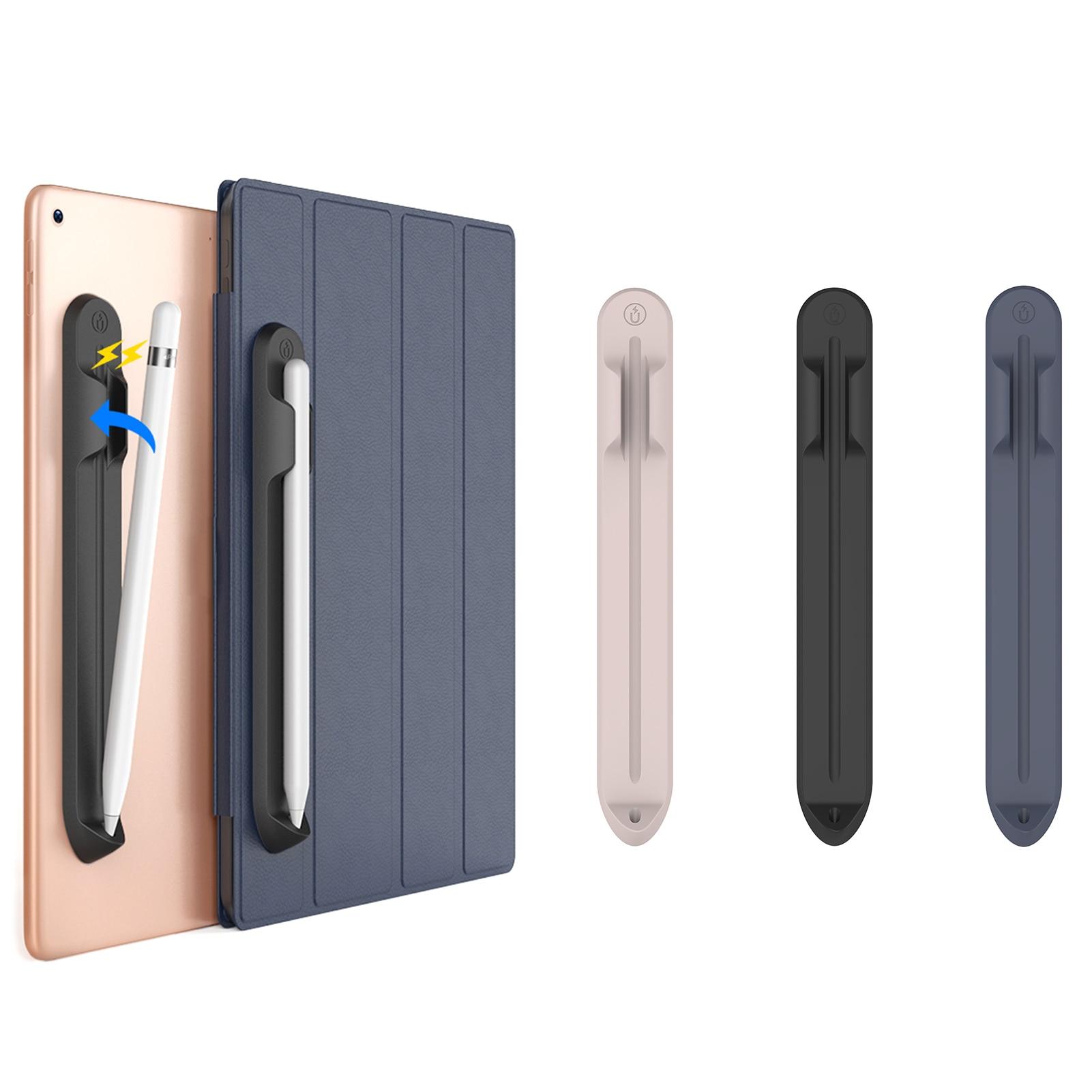 Силиконовый чехол для карандаша, держатель для карандаша 1 2 Gen, чехол для планшета, сенсорного экрана, слот для ручки, защитный чехол, чехол, ч... чехол