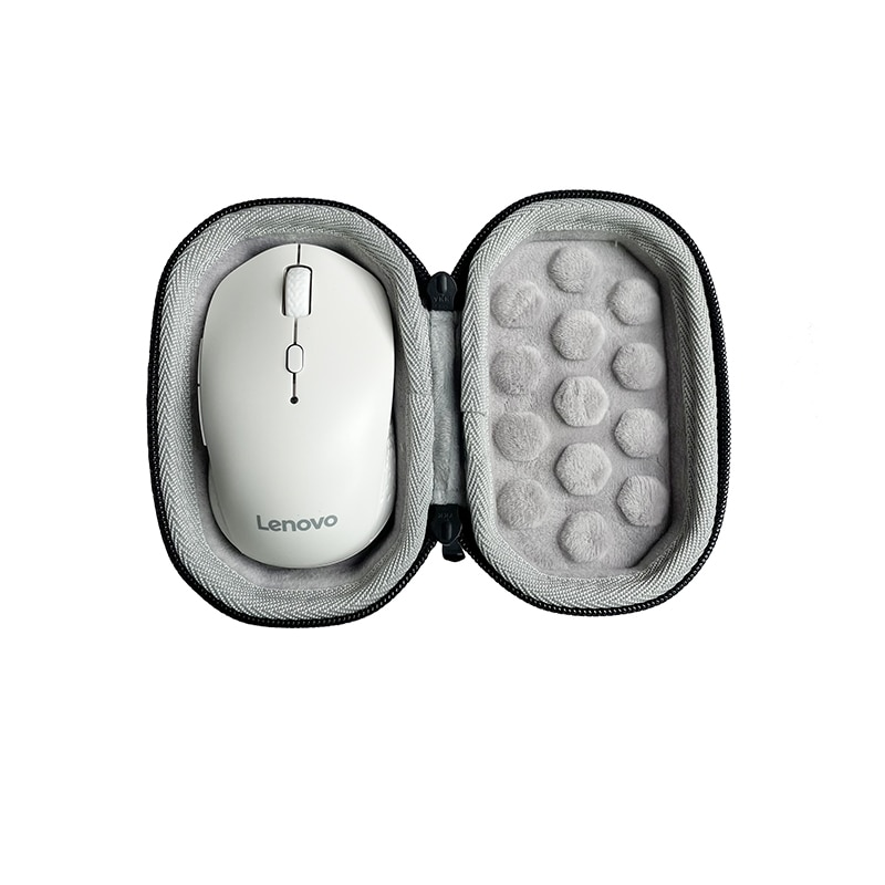 Carrying Case for Lenovo Howard Wireless Bluetooth Mouse Storage Box Protection Hard Shell Cover