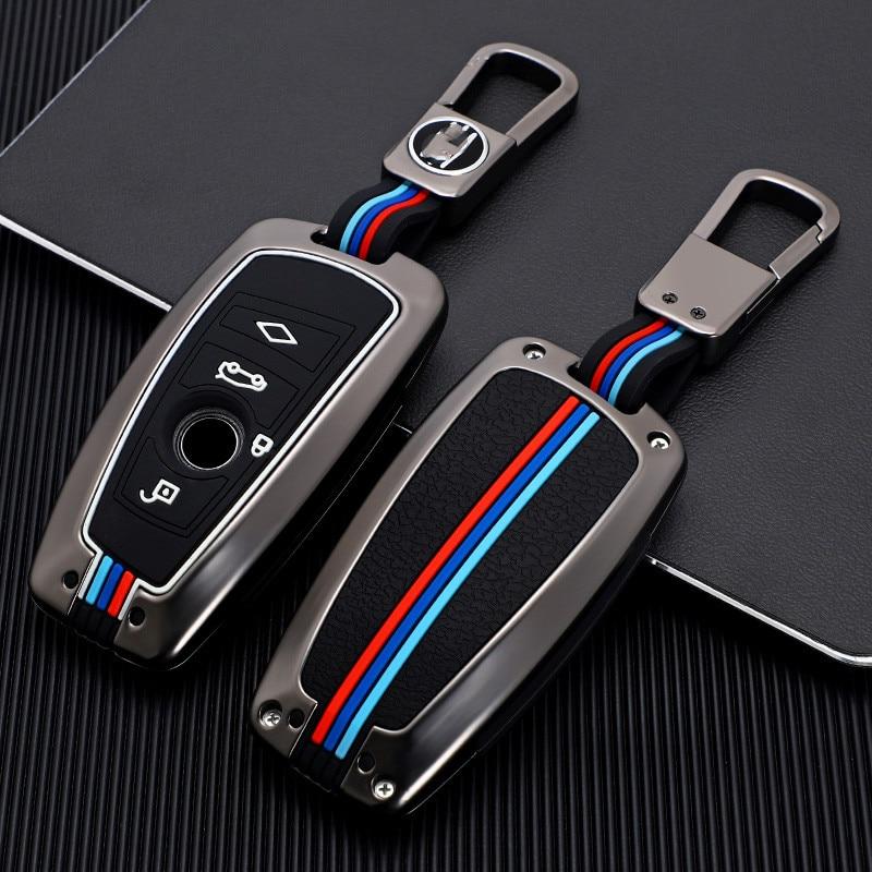 Llave del coche caso clave bolsa para Bmw F20 F30 G20 f31...