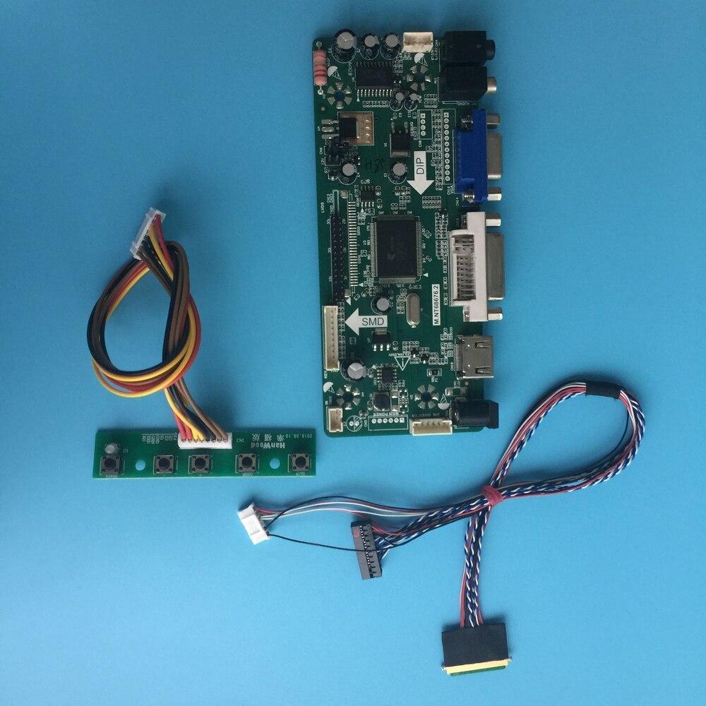 كيت ل B140XW01 VB لوحة شاشة LVDS 40pin LCD LED 14