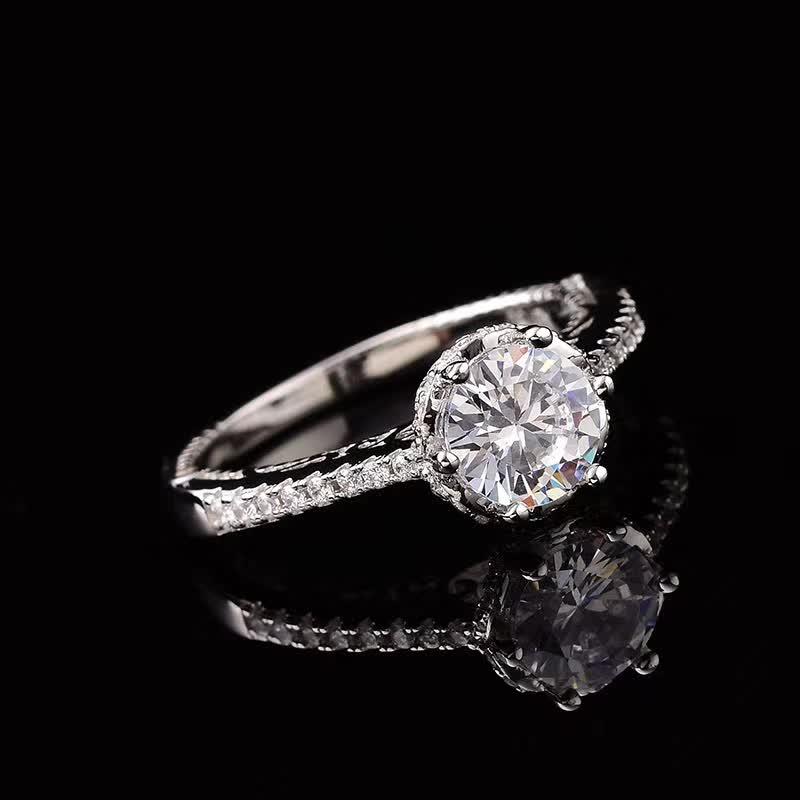 S925 الفضة الاسترليني غرامة امرأة المجوهرات