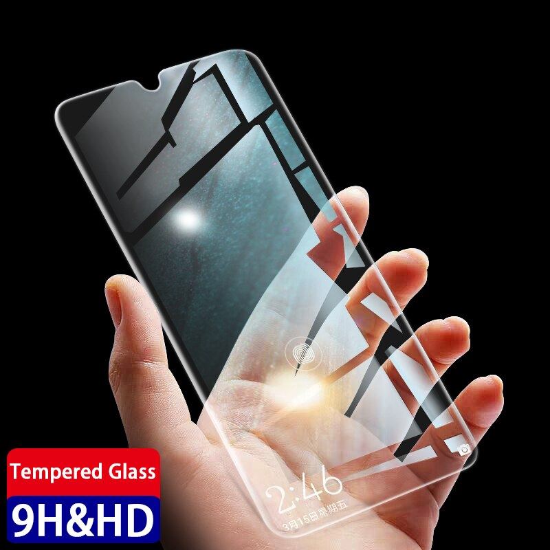 Vidrio templado para Vivo V15 Z1 Pro S1 Y12 Y15 Y17 Y81 Y53 Y9 Y93 Y91 Y91c Y91i V7 Plus Protector de pantalla película protectora