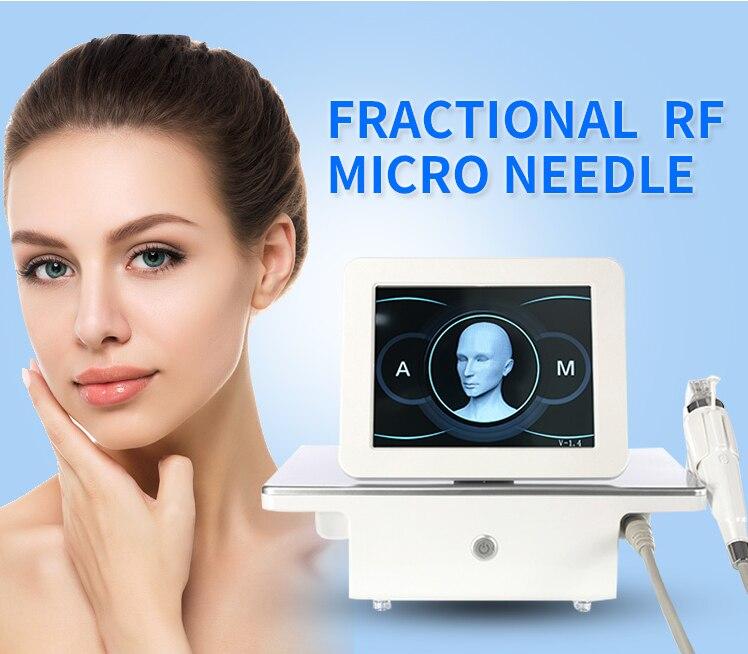 2021 Professional Microneedle Rf/Best Rf Skin Tightening Face Lifting Machine/ Fractional Rf Micro Needle