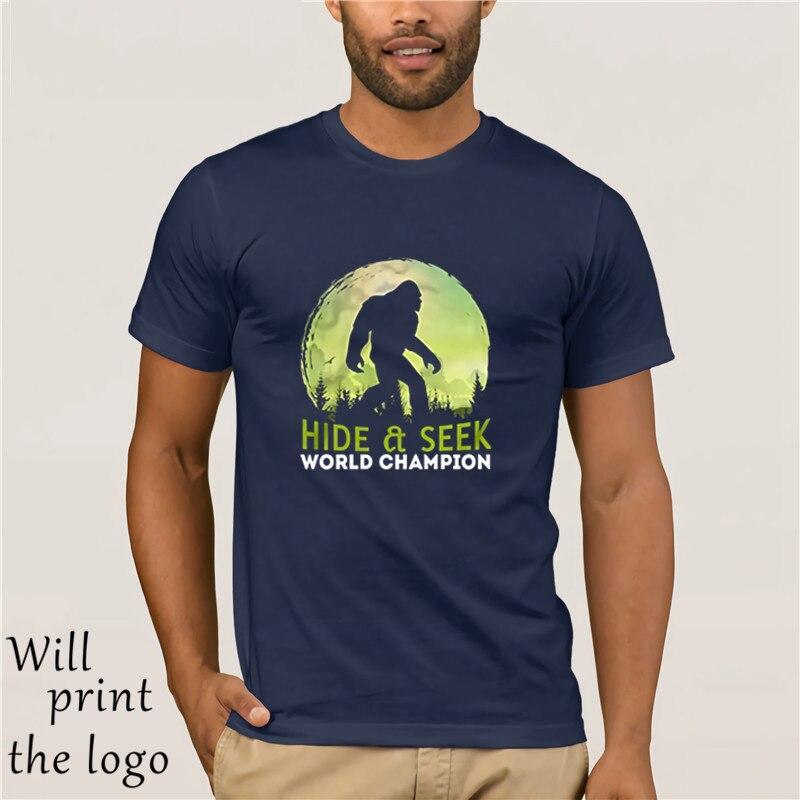 Рынок тренд Bigfoot Hide and Seek Shirt