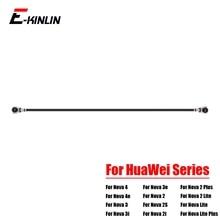 Câble de câble flexible de Signal dantenne de Wifi ruban pour HuaWei Nova 4 4e 3 3i 3e 2S 2i 2 plus Lite Plus Young 2017 pièces de rechange