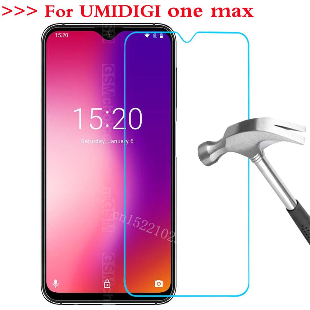 Tempered Glass for Umidigi ONE MAX Screen Protector 9H 2.5D Explosion Proof Protective Phone Film For Umidigi ONE MAX Case Glass