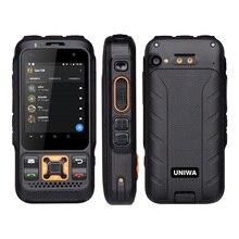 Dual Version Zello Walkie Talkie Handy FDD-LTE 4G GPS Smartphone 1GB + 8GB Android 8,1 Quad core Dual Kamera UNIWA F30S