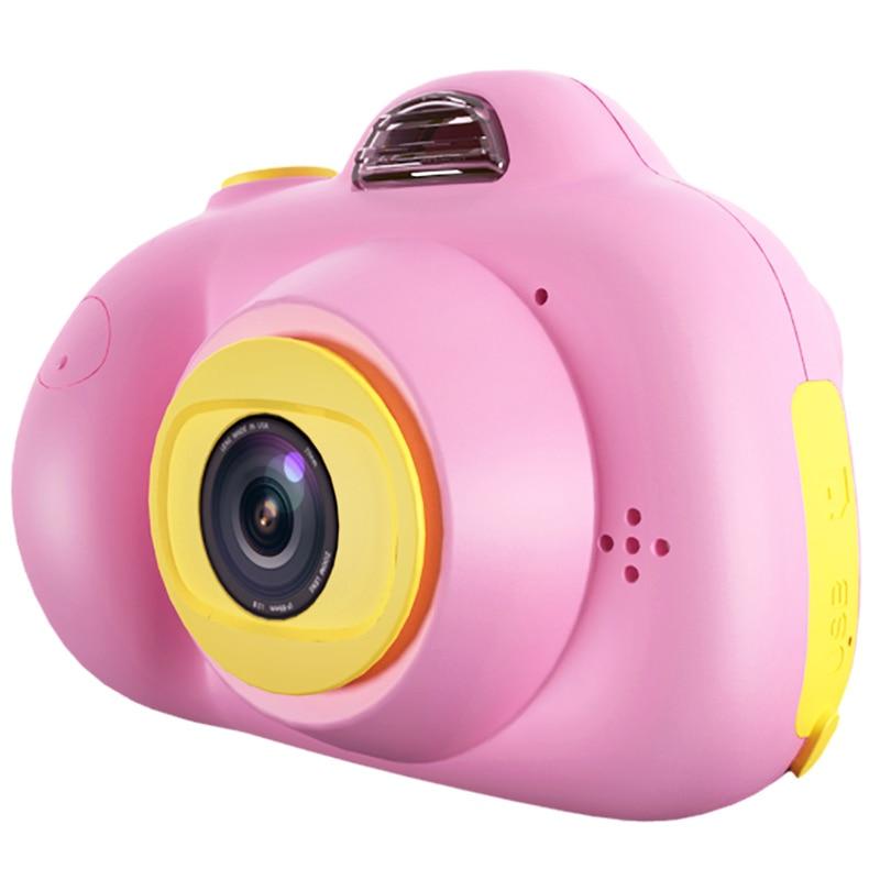 Cámara digital de 26 millones de píxeles para niños, Mini cámara SLR...