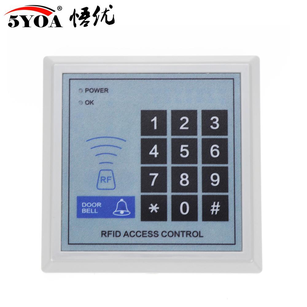 5YOA RFID система контроля доступа, устройство безопасности, близость входной двери, замок качество