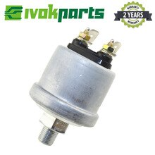 1/8NPT Oil Pressure Sensor Switch Sender 0-10 Bar For Perkins 403 404 FG Wilson Olympian Generator Parts 622-333 622-137