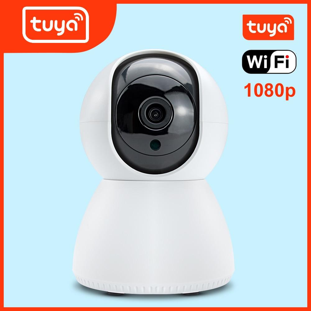 Awaywar-كاميرا مراقبة IP WiFi HD 1080P ، جهاز أمان منزلي لاسلكي ، CCTV ، مراقبة الطفل ، تتبع ذكي تلقائي للرؤية الليلية