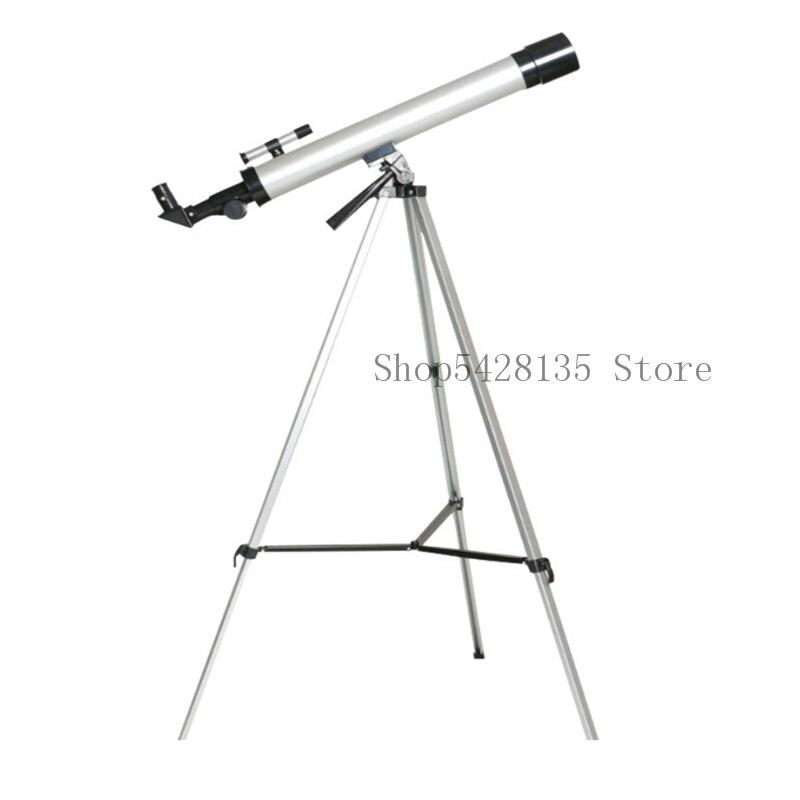 120X Kids Astronomical Telescope Outdoor  Monocular Astronomical Telescope with Tripod Space Moon Watching Spotting Scope