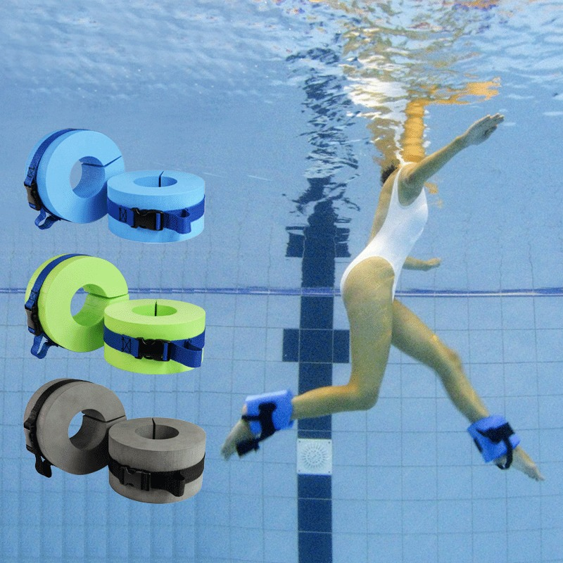 Swimming Arm Floating Ring High Buoyancy Thicken Children's Adult Arm Circle Swimming Ring Swimming Equipment