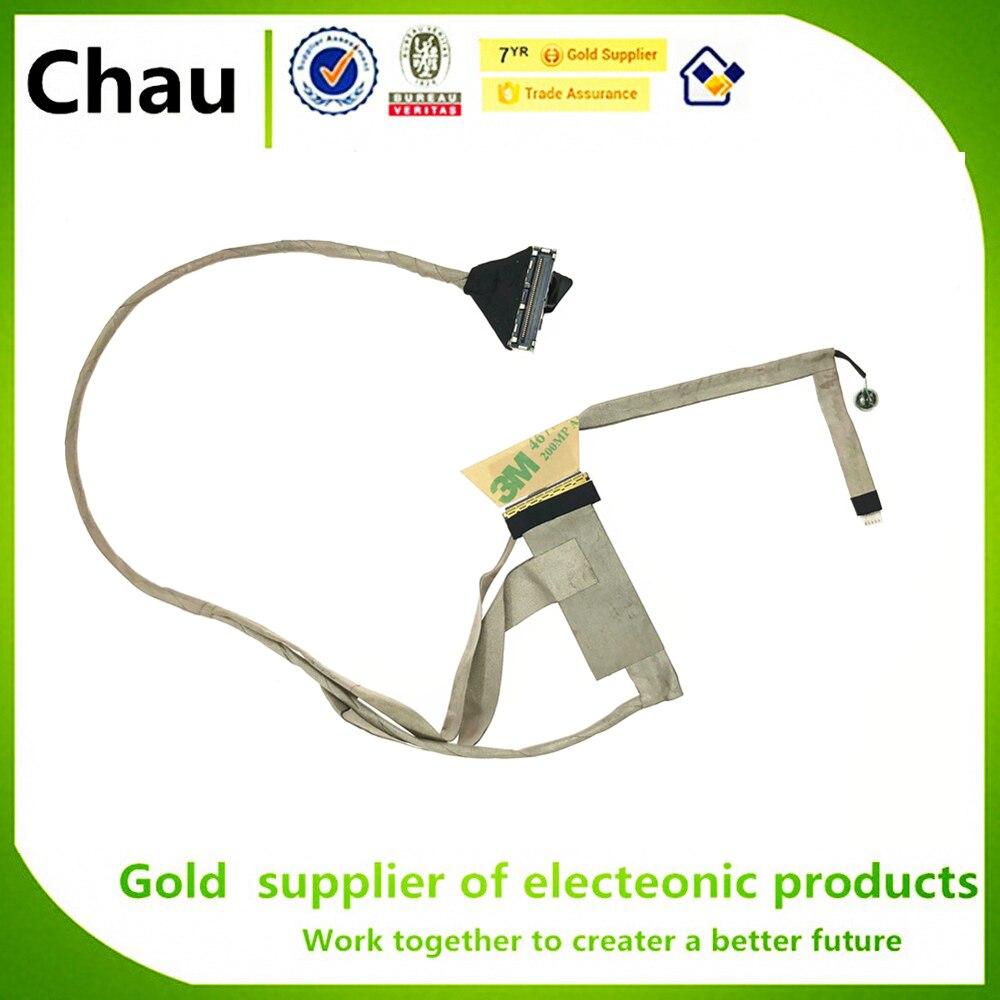 Chau nuevo Flex para Acer E1-431 E1-471 E1-421 V3-471 P234 gateway NE46R portátil LCD LED pantalla LVDS cable plano DD0ZQSLC000
