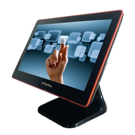 High speed touch pos pc intel celeron gl-1516 enlarge