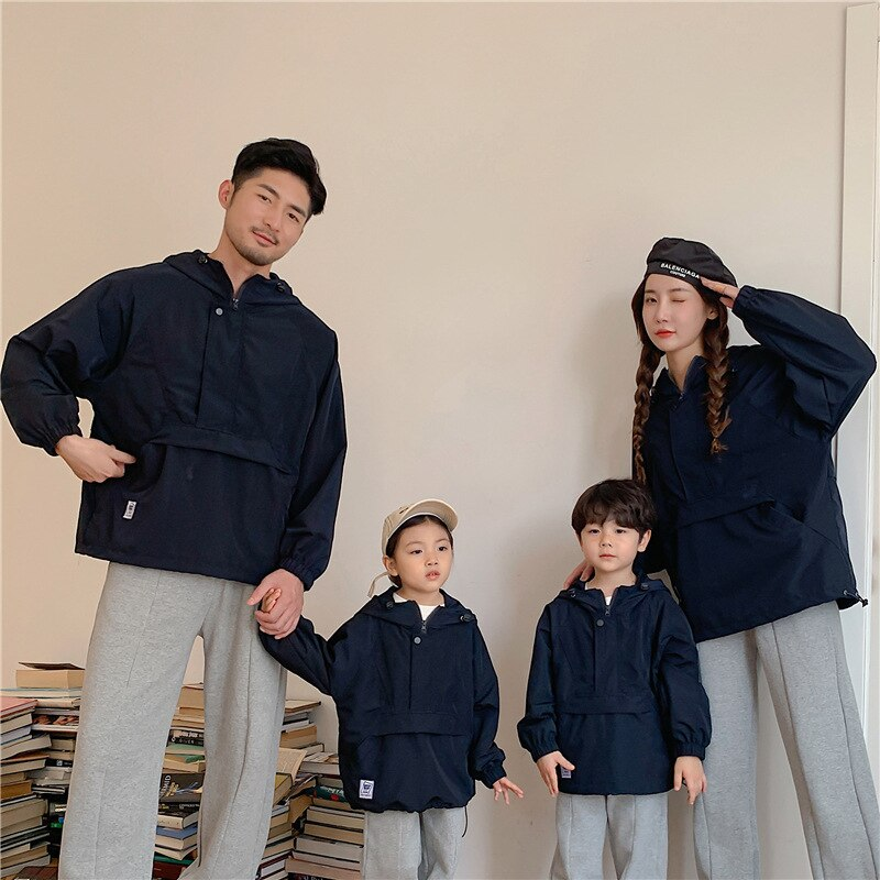 Monmy and Me Clothes Matching Family Outfits Couple Clothes Dad and Daughter Matching Clothes Mom and Son Matching Clothes