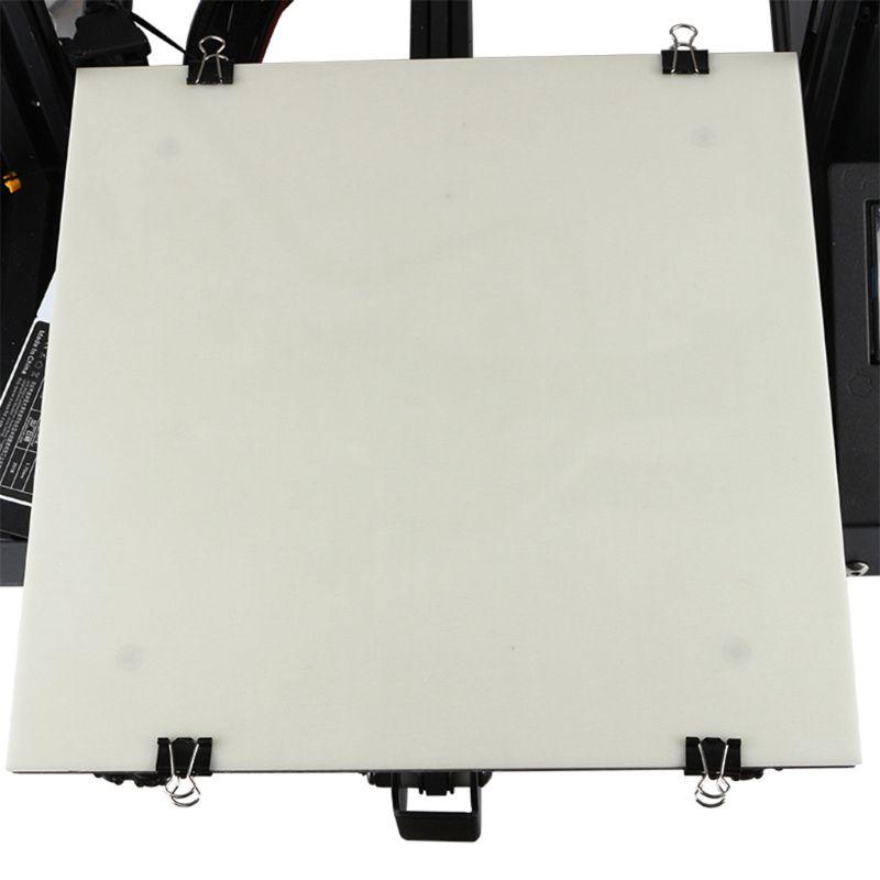 Printer Hotbed Build Plate Mamorubot 3D Printer Polypropylene Build Plate For An 32CA enlarge