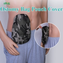 Washable Wear Ostomy Bag Pouch Cover