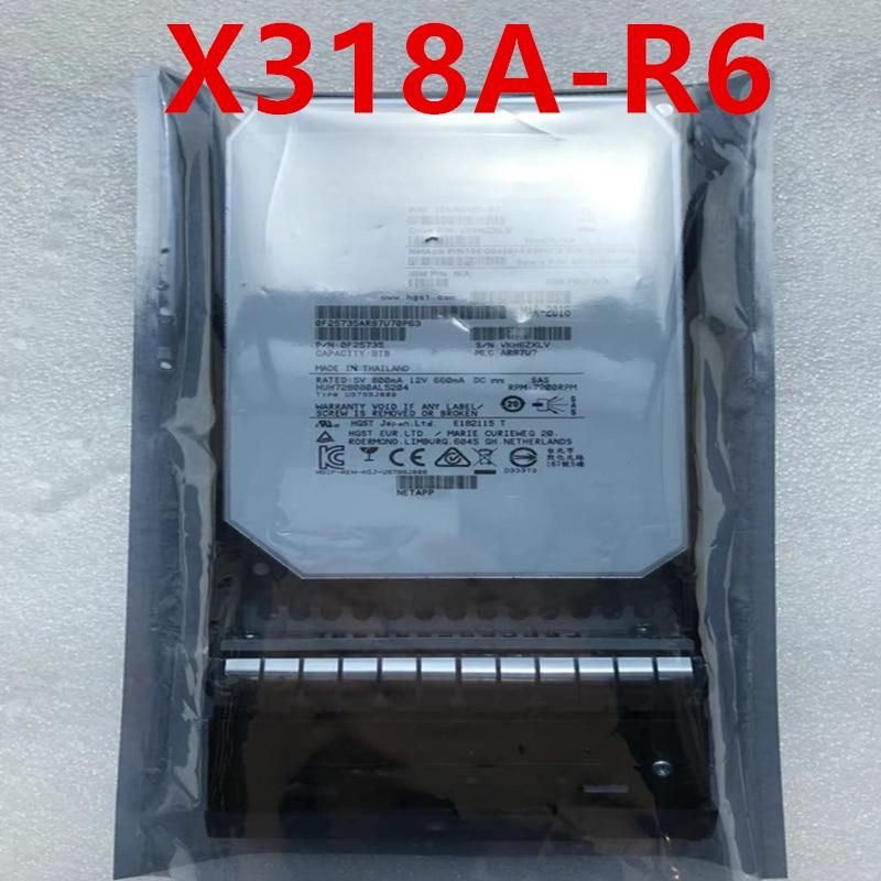 98% جديد HDD ل NetApp FAS8020 FAS2554 8 تيرا بايت 3.5