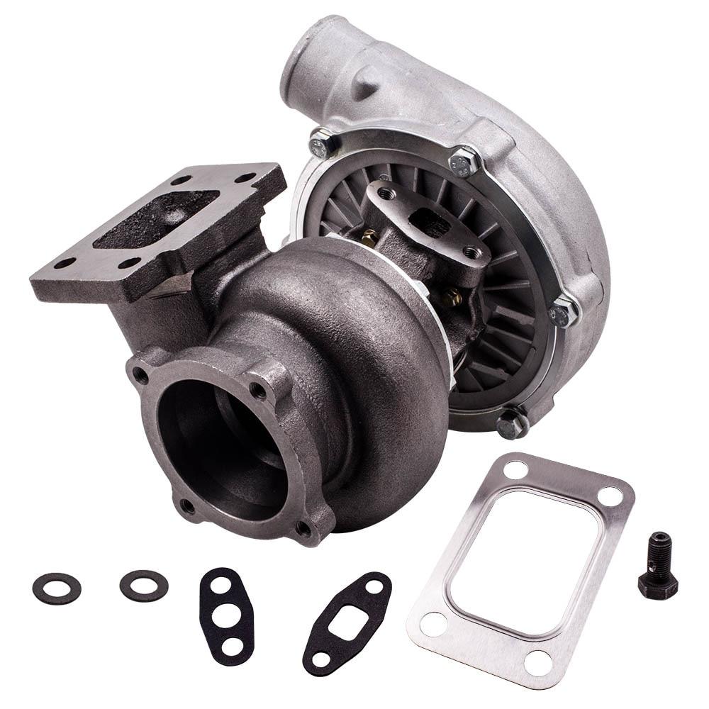GT30 GT3037 GT3071R GT3076 Turbo cargador flotante, turbocompresor con cojinete húmedo