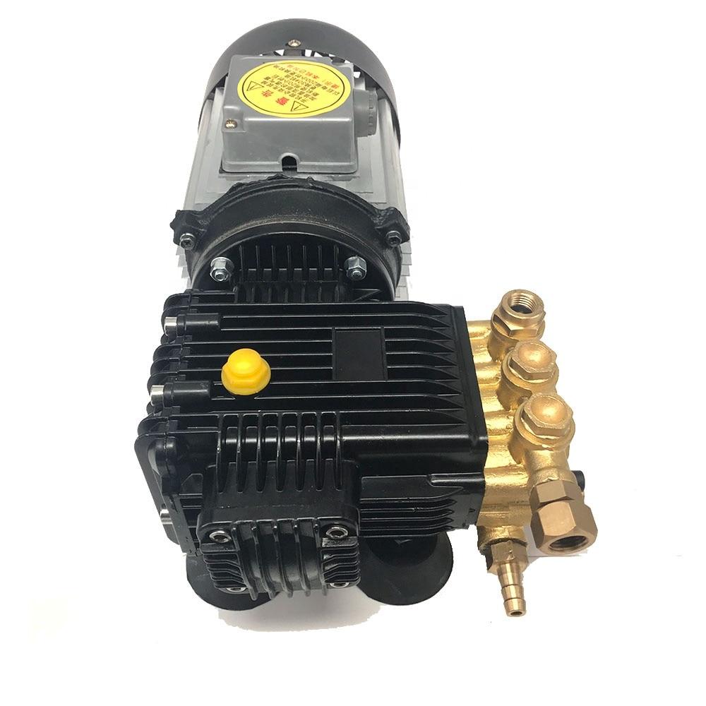 WEDM Machine Parts High Pressure Water Pump with Motor BT-310 3-380V For EDM Drilling Machine enlarge