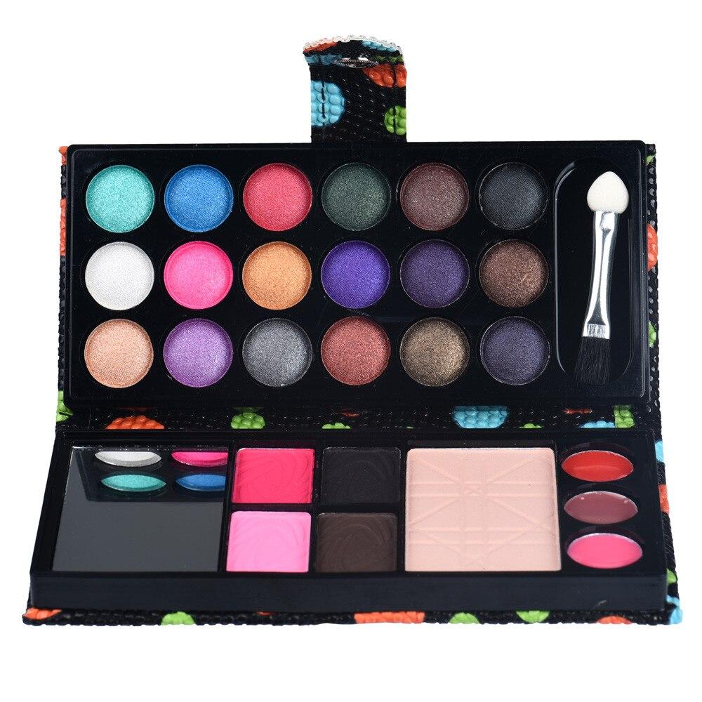 Палитра теней для век OutTop, 26 цветов, косметические тени для век, румяна, блеск для губ, пудра, блеск, тени для век j106