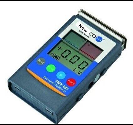 Medidor de campo electrostático FMX-003, probador electrostático, medidor de prueba ESD, medidor de prueba estática