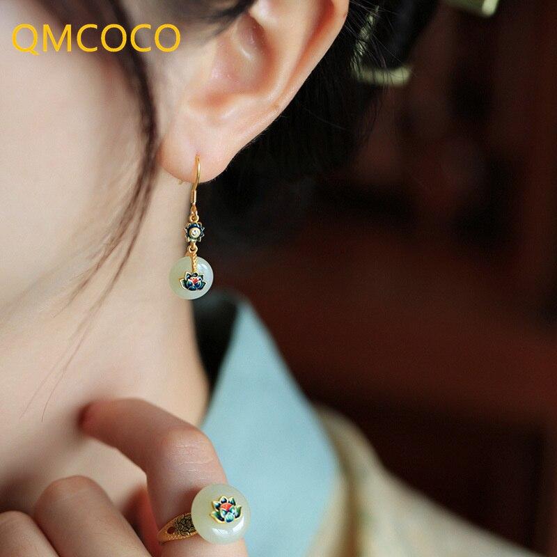 qmcoco-винтажные-модные-классические-аксессуары-для-ушей-для-женщин-925-серебро-hetian-нефрит-элегантные-серьги-на-день-рождения-хорошие-подарки