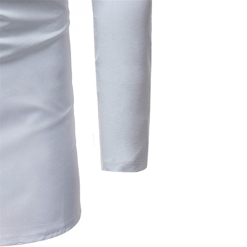 Male African T-shirt Rich Bazin Stripe Round Neck Long Sleeve African Dress