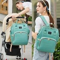 Удобный рюкзак для мамы #4