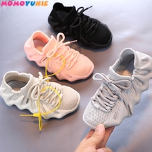 Baby Sneakers Infant Shoes 2021 Fashion Children's Flat Shoes Baby Kids Girls Shoes Stretch Breathab