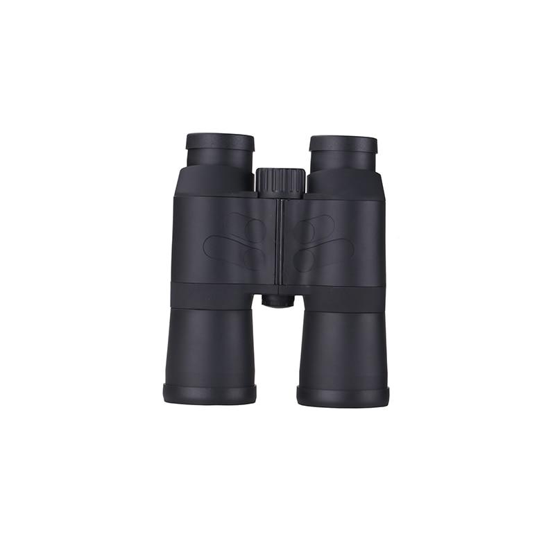 Telescopio Binocular 8x40 de alta definición negro lll visión nocturna binoculares Camping al aire libre caza telescopio avistamiento de aves