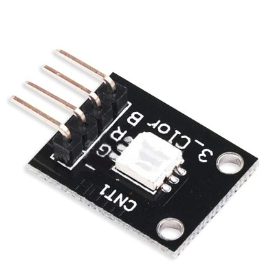 Three-color full-color LED smd module 3-color controllable colorful light KY-009 applicable