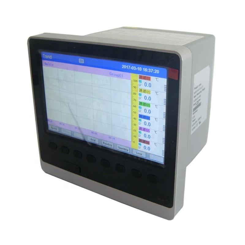 Registrador de datos Lcd registrador de temperatura y tabla de presión