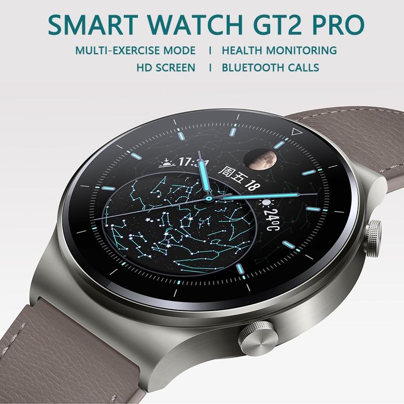 Smart Watch Men 2021 Android Galaxy Fitness Tracker Bracelet Huawei Gt2 Pro Mate Bluetooth Wristwatch  Xiaomi smartwatch Women