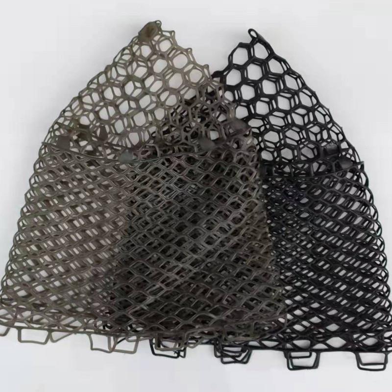 Rubber Hand Net Head Depth:40/55cm Fishing accessories
