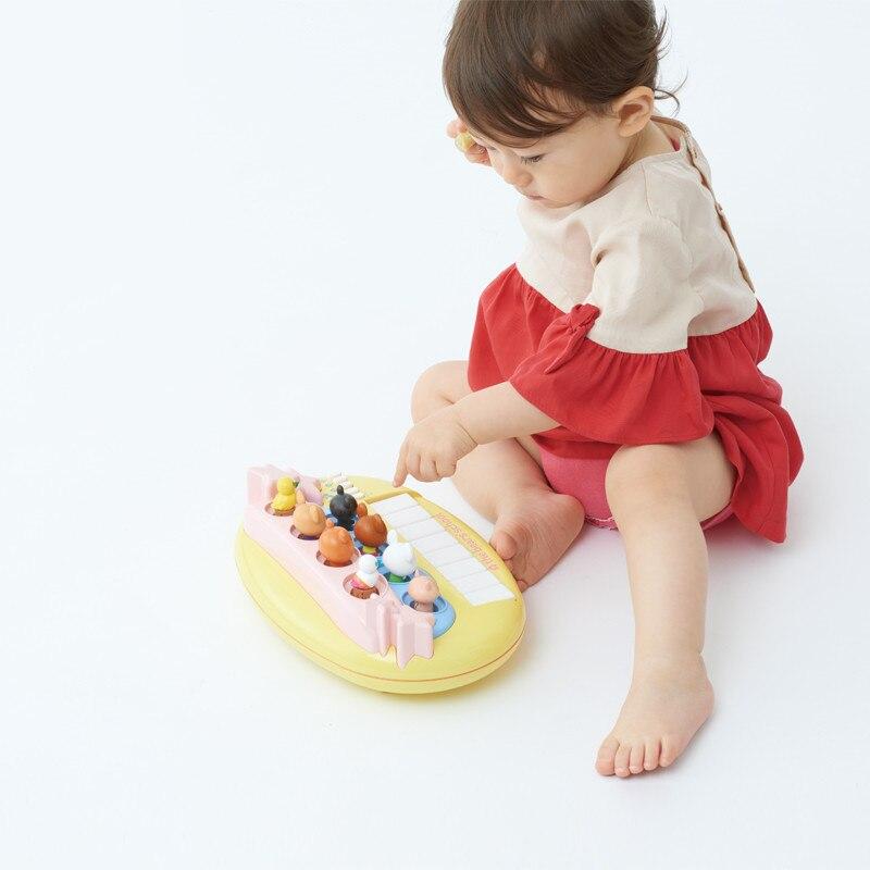 musica de piano multifuncional vocal infantil iluminacao brinquedos
