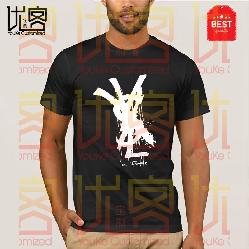 2020 Saint T Shirt Laurent Mens Summer 100% Cotton VOGUE Short Sleeves Popular Billie Eilish Normal Tee Shirts Tops Tee Unisex