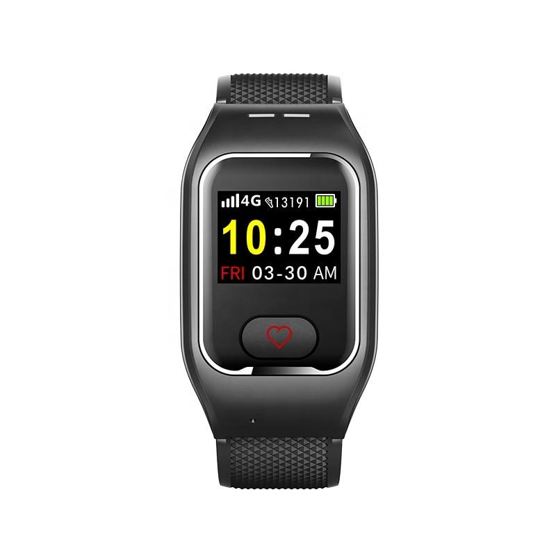 Get New Product 4G G40 GPS Smart Elderly Watch Watch SOS Button Fall Alarm Smart Bracelet