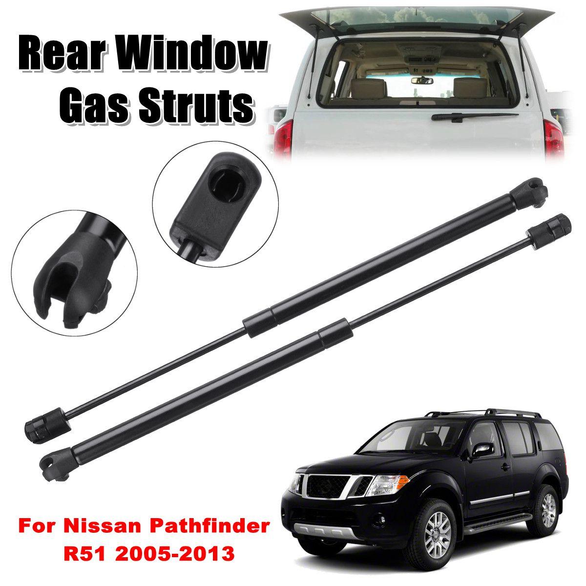 2X стойки для заднего стекла, стойки для газовых балок 90460ZL90A для Nissan Pathfinder R51 2005 2006 2007 2008 2009-2013