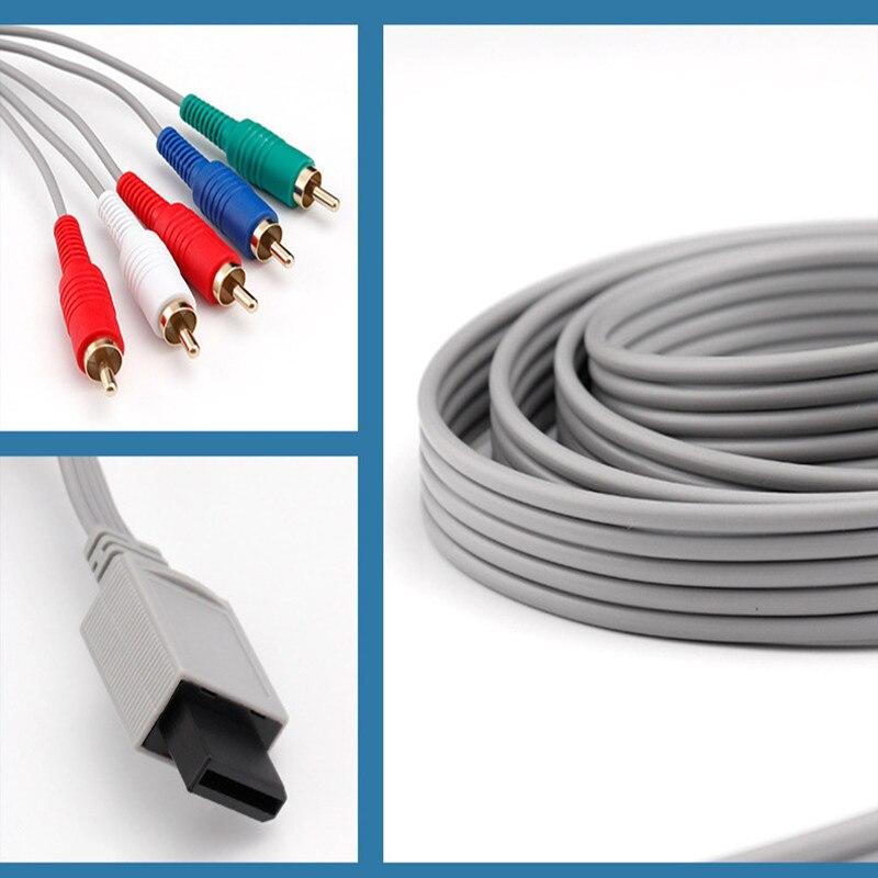 Cable de componente de conexión para máquina de juegos, adaptador de Cable...
