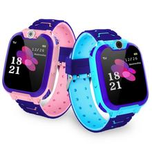 S11 Children's Smart Phone Watch Smart Watch 1.4 Inch Dial Phone Voice Chat Multiple Games Kids Stud