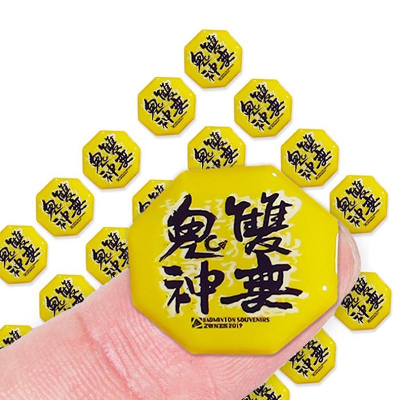 تسليم سريع مخصص لاصق قوي كريستال ثلاثية الأبعاد ملصق راتنجات الايبوكسي القبة ملصقات تسميات الشركات المصنعة شعار مخصص