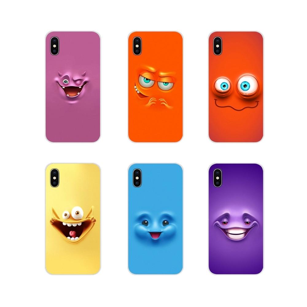 De dibujos animados de una interesante monstruos para Apple iPhone X XR XS 11Pro MAX 4S 5S 5C SE 6 6 S 7 7 Plus ipod touch 5 6 suave silicona TPU caso
